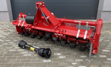 Nový rotavátor, fréza BREVIGLIERI B60WP záběr 205 cm